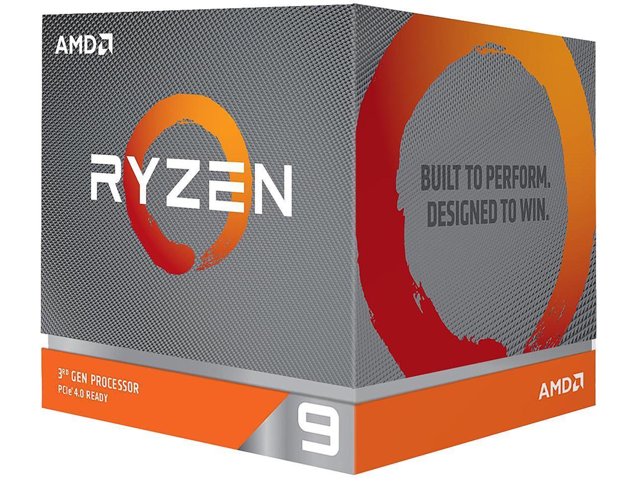 Unreleased 65W AMD Ryzen 9 3900X Processor